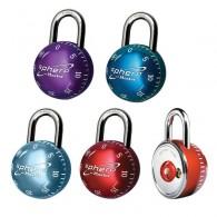 Master Lock Zahlen-Vorhangschloss Sphero & Notschloss
