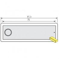 RENZ Klingeltaster RSA2 kompakt
