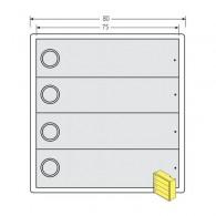 RENZ Tastenmodul RSA2 kompakt