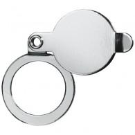 ABUS Sichtschutzblech für Türspione 2200 und 1200 in Silber