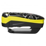 ABUS Bremsscheibenschloss Detecto 7000 RS 1 in Signature Yellow (Variante 4)
