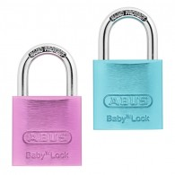 ABUS Vorhangschloss 645TI Baby Lock