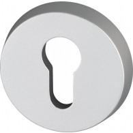 ABUS Schutzrosette RH410 F1 Aluminium Natur