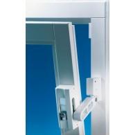 Burg Wächter verschließb. Tür-& Fenstersicherung BLOCKsafe BS2 in weiß