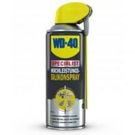 WD 40 Specialist - Hochleistungs-Silikonspray 400 ml Smart Straw Dose