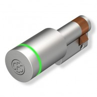 CES elektronischer Knaufhalbzylinder OMEGA FLEX Mifare