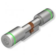CES digitaler Dual-Doppelknaufzylinder OMEGA FLEX Mifare