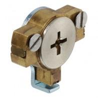 IKON Einbausicherung - 6-stiftig - Werkhöhe 8mm