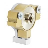 IKON Einbausicherung - 6-stiftig - Werkhöhe 12mm