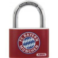 ABUS Vorhangschloss T65AL - FC Bayern München
