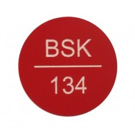 BSK-Beschriftung