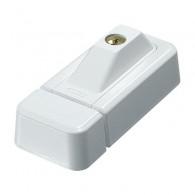 ABUS Universal-Zusatzschloss 3010 in weiß