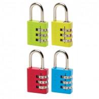Master Lock Zahlenschloss 7630EURDCOL