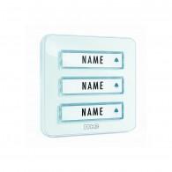 M-E Zusatzsender Klingeltaster 203 weiß