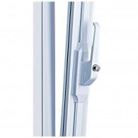 IKON Fensterstangenverschluss 9M07 Anwendungsbeispiel