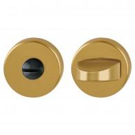 HOPPE WC-Rosette 42KVS - F4 Aluminium Bronze