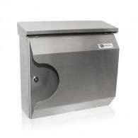 JU Wandbriefkasten 440 mit Zeitungsbox