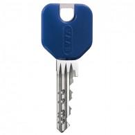 EVVA EPS Schlüssel mit Designreide blau