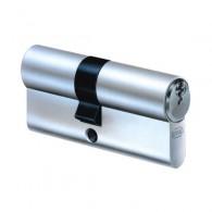 EVVA Normalprofil Ultra-Kurzzylinder 21/21