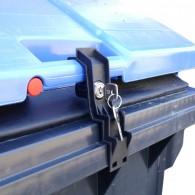 CTS Müllcontainerverschluss - für Sulo-Runddeckel - 1100 Liter