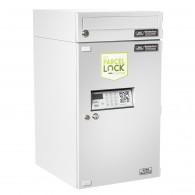Paketkasten eBoxx ParcelLock EA 634 weiß