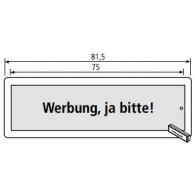 RENZ RSA2 Namensschild