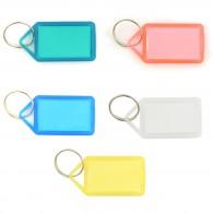 Schlüsselanhänger mit Klappschanier Farbauswahl