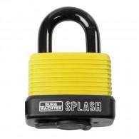 Burg Wächter Vorhangschloss SPLASH 470 45 Yellow