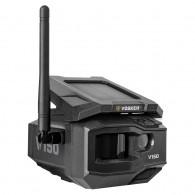 VOSKER V150 LTE Wireless Outdoor Überwachungskamera mit Solar-Panel