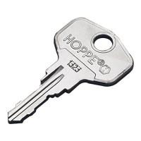 HOPPE Nachschlüssel für abschließbare Fenstergriffe-4W1323