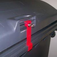 CTS Müllcontainerverschluss für Weber Deckel im Deckel
