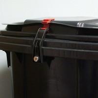 CTS Mülltonnenverschluss für Otto Mülltonne bis 240l