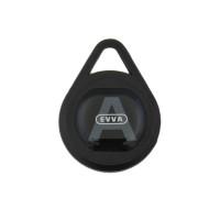 EVVA AirKey-Schlüsselanhänger schwarz