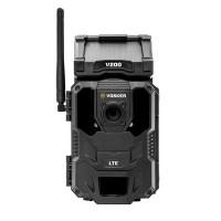 VOSKER V200 LTE Wireless Outdoor Überwachungskamera mit Solar-Panel