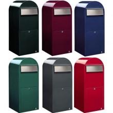 BOBI Briefkasten Jumbo in COL 6064, RAL 3005, RAL 5003, RAL 6005, RAL 7016 und RAL 3001