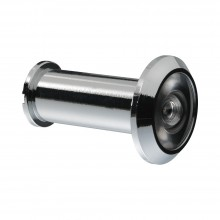 ABUS Türspion 1200 Silber