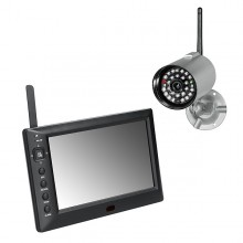 Indexa Funk-Überwachungskamera DF270 SET