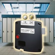 SAG Pfandschloss Safe-O-Mat