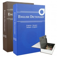 HMF Buchtresor 309 English Dictionary