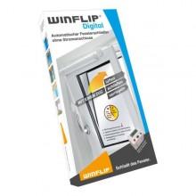 WINFLIP DIGITAL - vollautomatischer Fensterschließer für Dachfenster