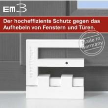 EM3 Riegel - weiß