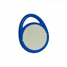 Süd-Metall Mifare® Classic Transponder ABS Kunststoff blau-grau