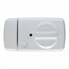 ABUS Tür-Zusatzschloss 7010A in weiß