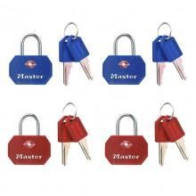 Master Lock TSA Vorhangschloss 4681