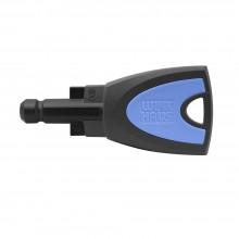 WINKHAUS Nutzerschlüssel blueCompact blau