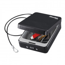 Master Lock tragbarer Mini Safe P005C