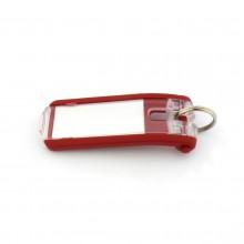 DURABLE Schlüsselanhänger rot