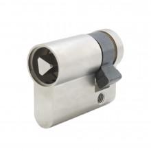 ABUS Pfaffenhain Halbzylinder mit innenliegenden 7 mm Außendreikant