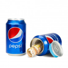 PlasticFantastic Dosensafe Pepsi Cola