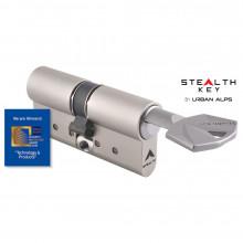 UrbanAlps Stealth Key Doppelzylinder